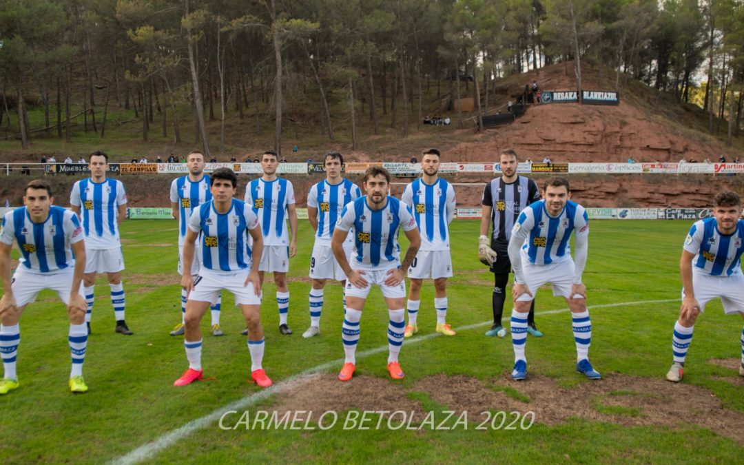 Reportaje fotográfico, Tercera jornada de liga Náxara C.D. – C.D. Pradejón ( 01/11/2020 )